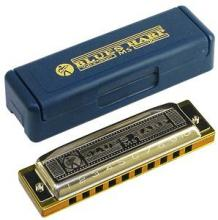 Hohner Blues Harp, A
