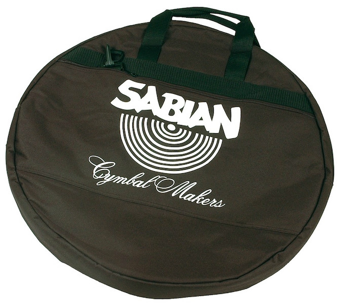 Sabian Black Nylon Cymbal Bag
