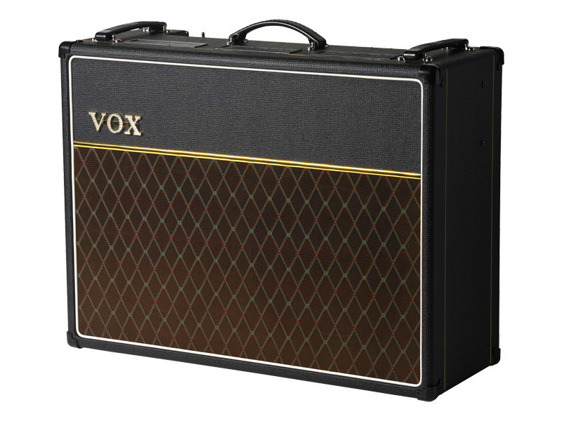 Vox AC 30 Combo 2x12 Alnico Blue Speakers