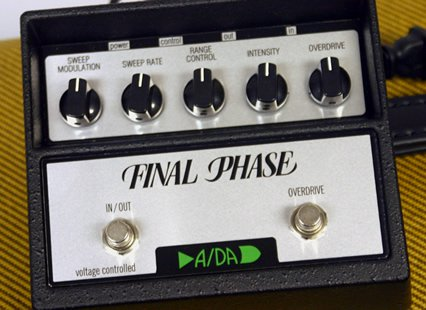 ADA Final Phase Pedal