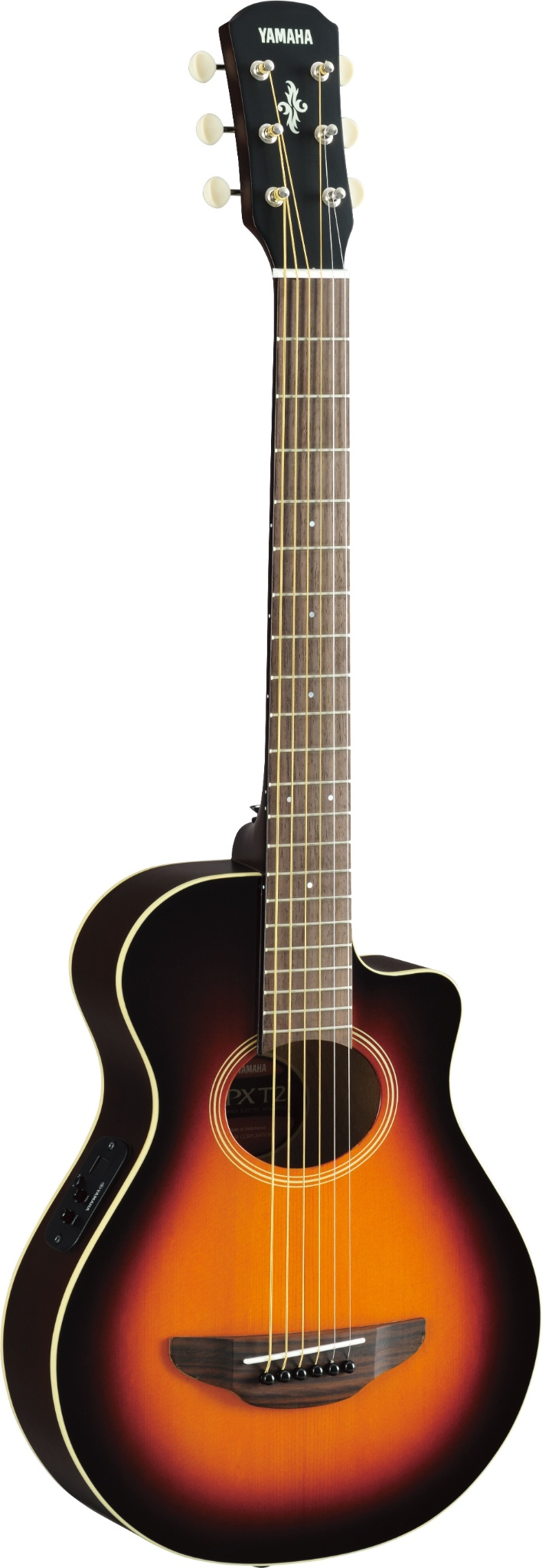 Yamaha APXT2 3/4  Acoustic Electric Guitar in  …