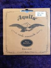 Aquila Tenor All Nylgut Ukulele Strings Low G  …