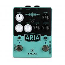 Keeley Aria Compressor and Overdrive Pedal