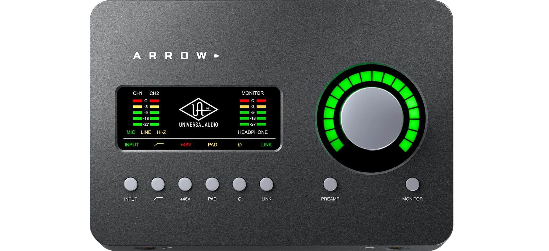 Universal Audio Arrow 2x4 Thunderbolt 3 Interface