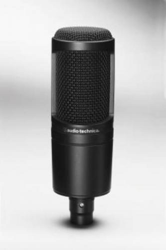 Audio Technica AT2020  Cardiod Condenser