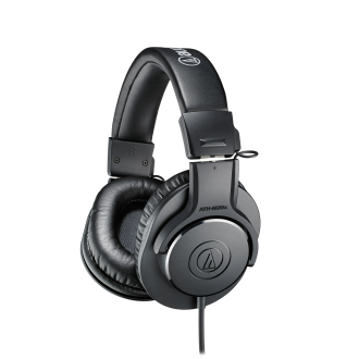 Audio Technica ATH-M20x Monitor Headphones Closed