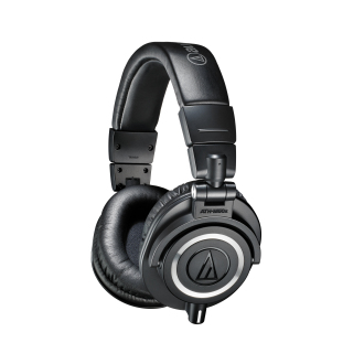 Audio Technica ATH-M50x Dynamic  …