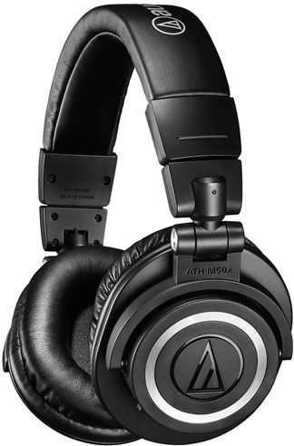 Audio Technica ATH-M50xBT Dynamic  …