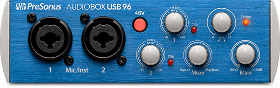 Presonus Audiobox 96 USB Interface