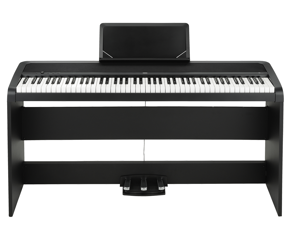 Korg B1SP B1 Piano With Stand And 3 Pedals  …