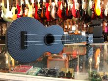 Beaver Creek Ulina ABS Uke In Carbon Metal