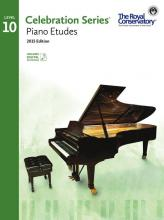 RCM Celebration Series 2015  Piano Etudes Grade 10