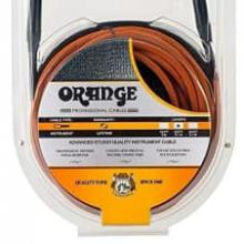 Orange 20 Foot Instument Cable