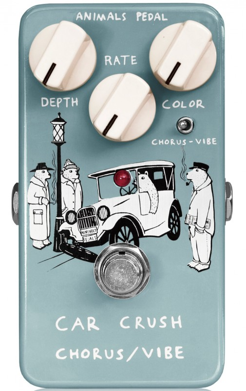 Animals Car Crush Chorus Vibe Pedal