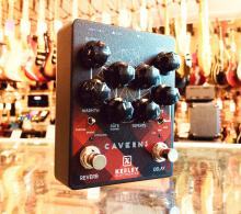 Keeley Caverns Delay Reverb Pedal  …