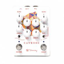 Keeley Caverns Delay Reverb Pedal