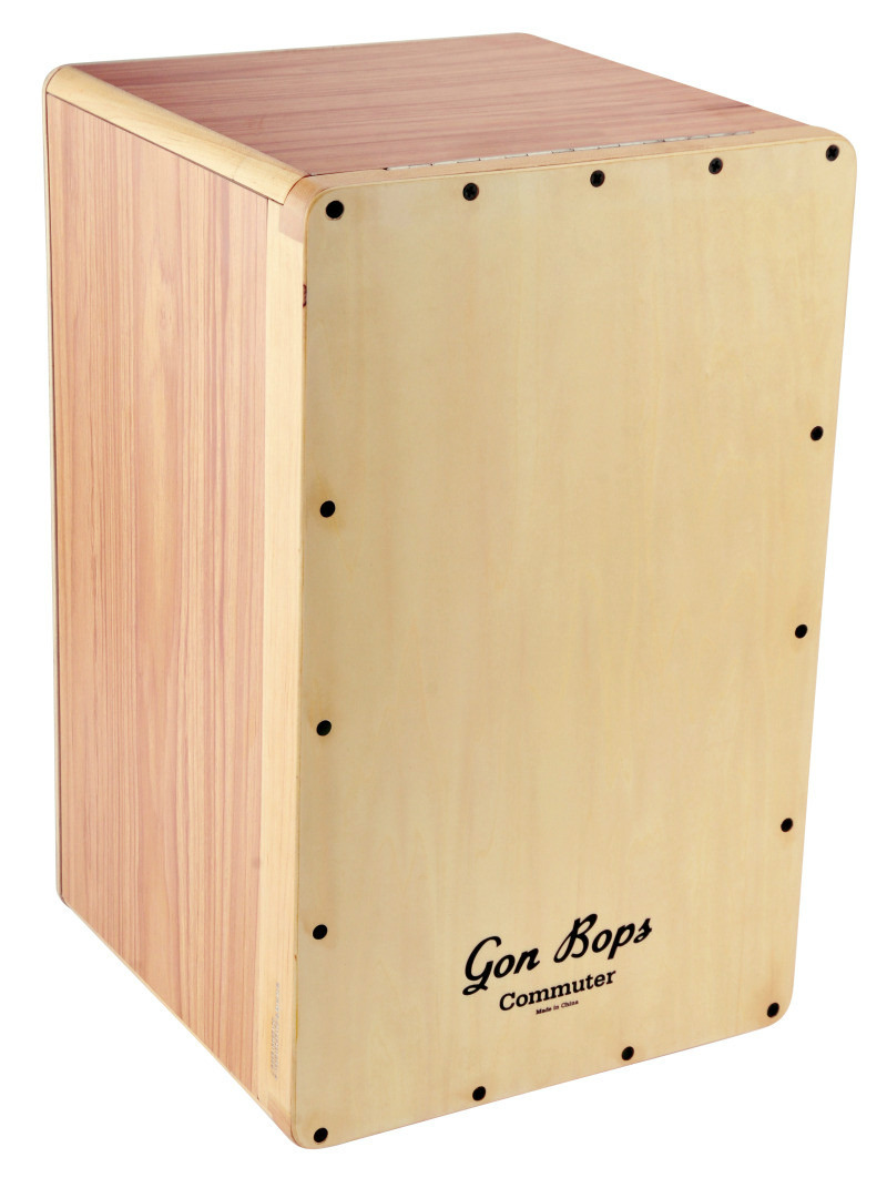 Gon Bops Commuter Collapsible Cajon With Bag