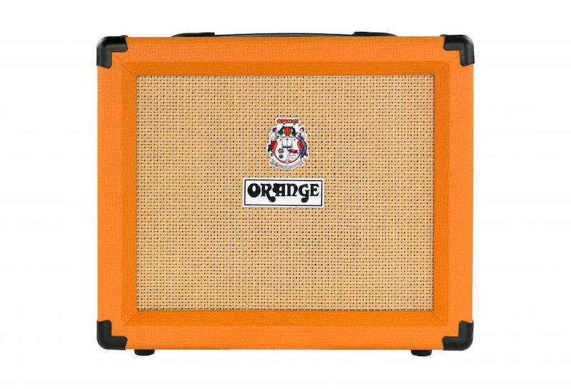 Orange Crush 20RT Twin Channel Solid State  …