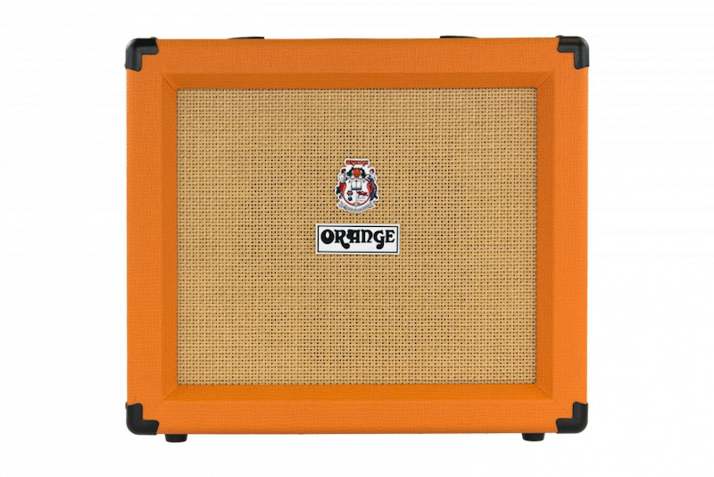 Orange Crush 35RT Twin Channel Solid State  …