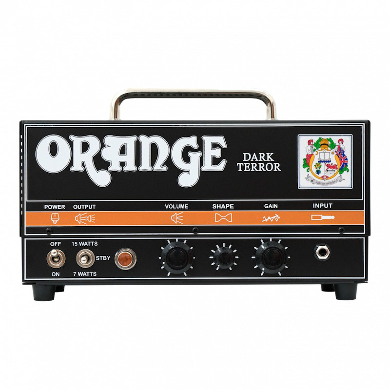 Orange DA-15-H Dark Terror 15 Watt 4 Stage  …