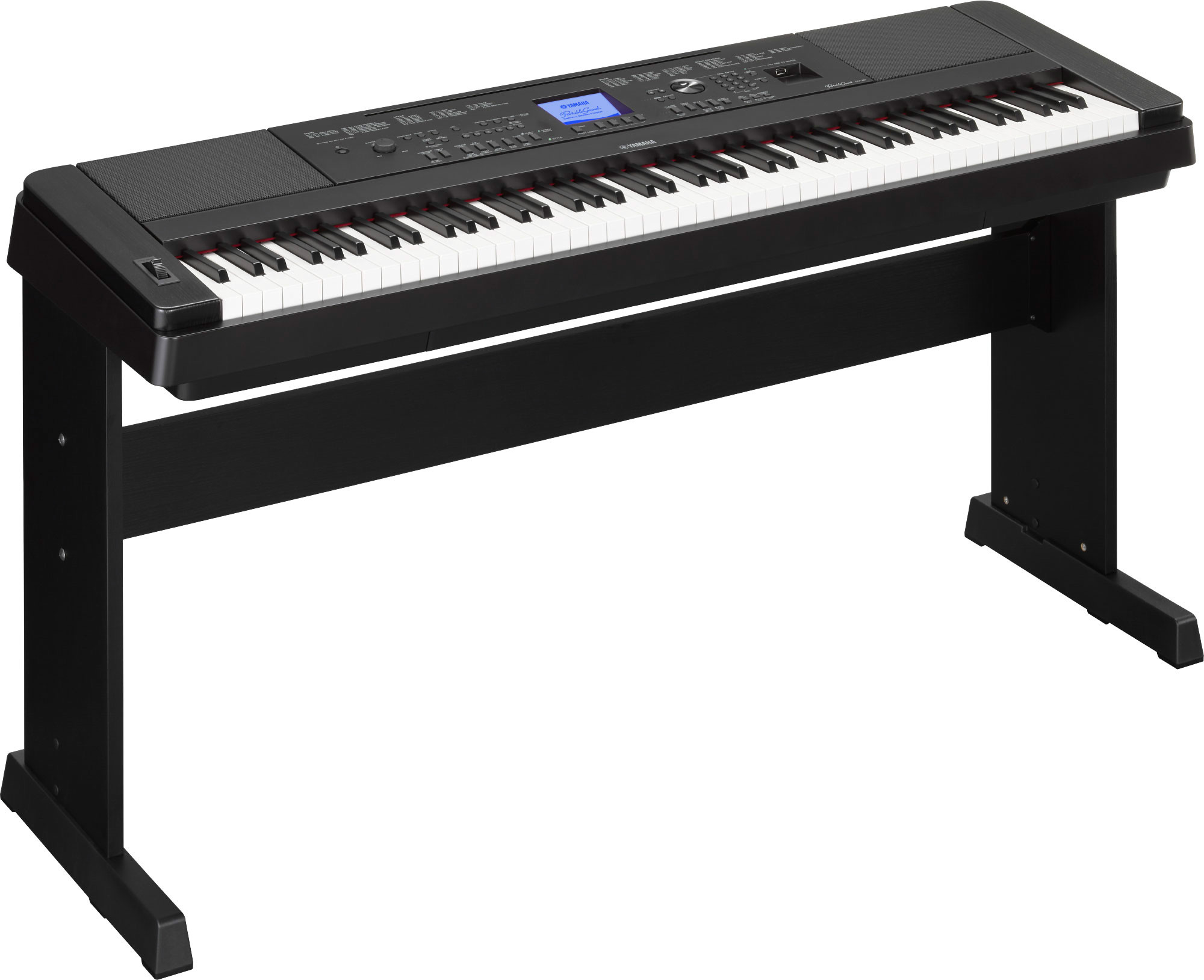 Yamaha DGX660B Digital Piano In Black