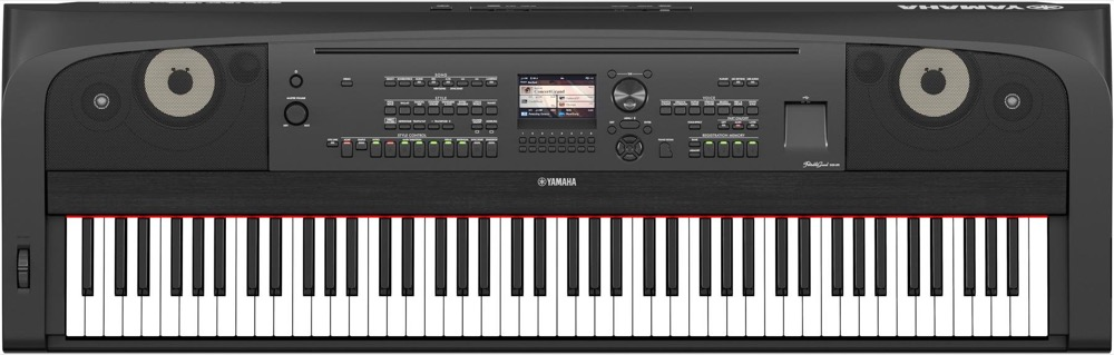 Yamaha DGX 670 Digital Piano In Black