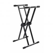 DH DHKS50 Double Frame Heavy Duty Keyboard Stand
