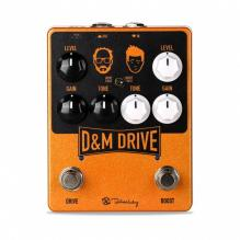 Keeley D&M Dual Drive Pedal With Boost