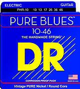 DR Pure Blues 11-50 Heavy Guitar Strings