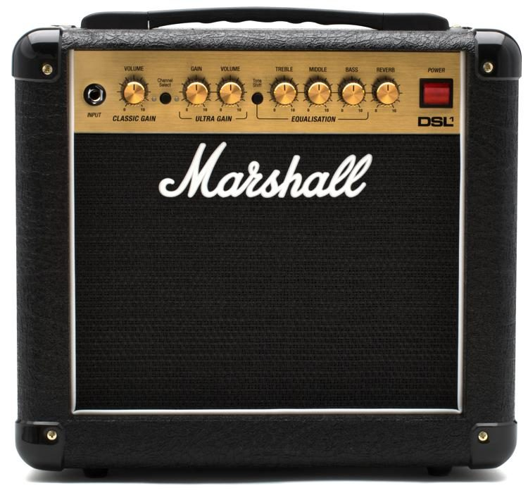 Marshall DSL1CR Revised 1w Tube Combo