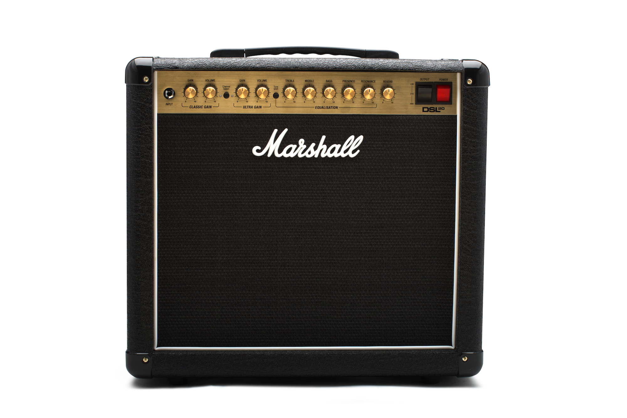 Marshall DSL20CR Revised 20w 2-channel Tube Combo