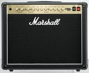 Marshall DSL40C 40w 2-channel Tube Combo