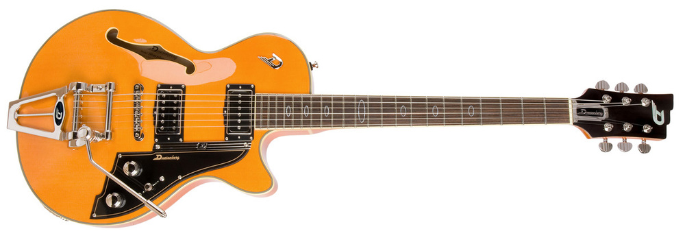 Duesenberg Starplayer TV Guitar In Classic  …