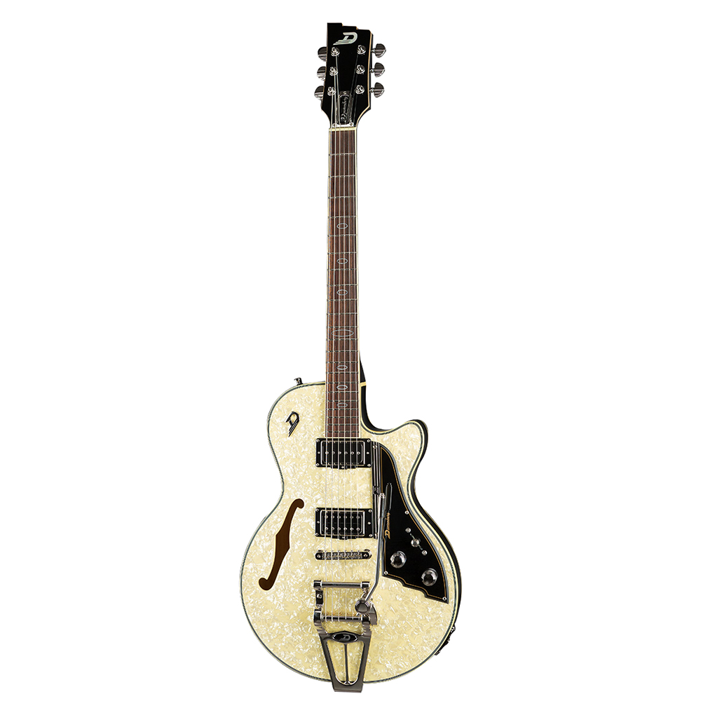 Duesenberg Starplayer TV Guitar In Cream  …
