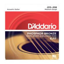 D'Addario EJ17 13-56 Phosphor Medium