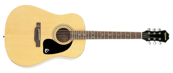 Epiphone DR-100 Acoustic Natural