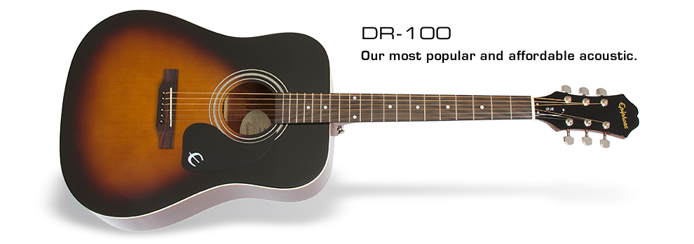 Epiphone Songmaker DR-100 Acoustic  …