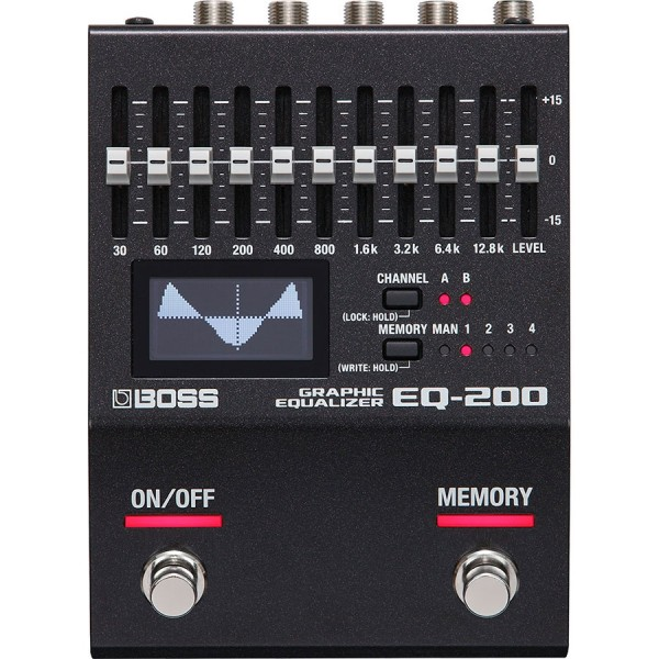 BOSS EQ-200 Advanced EQ
