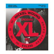 D'Addario EXL230 55-110 Bass Strings