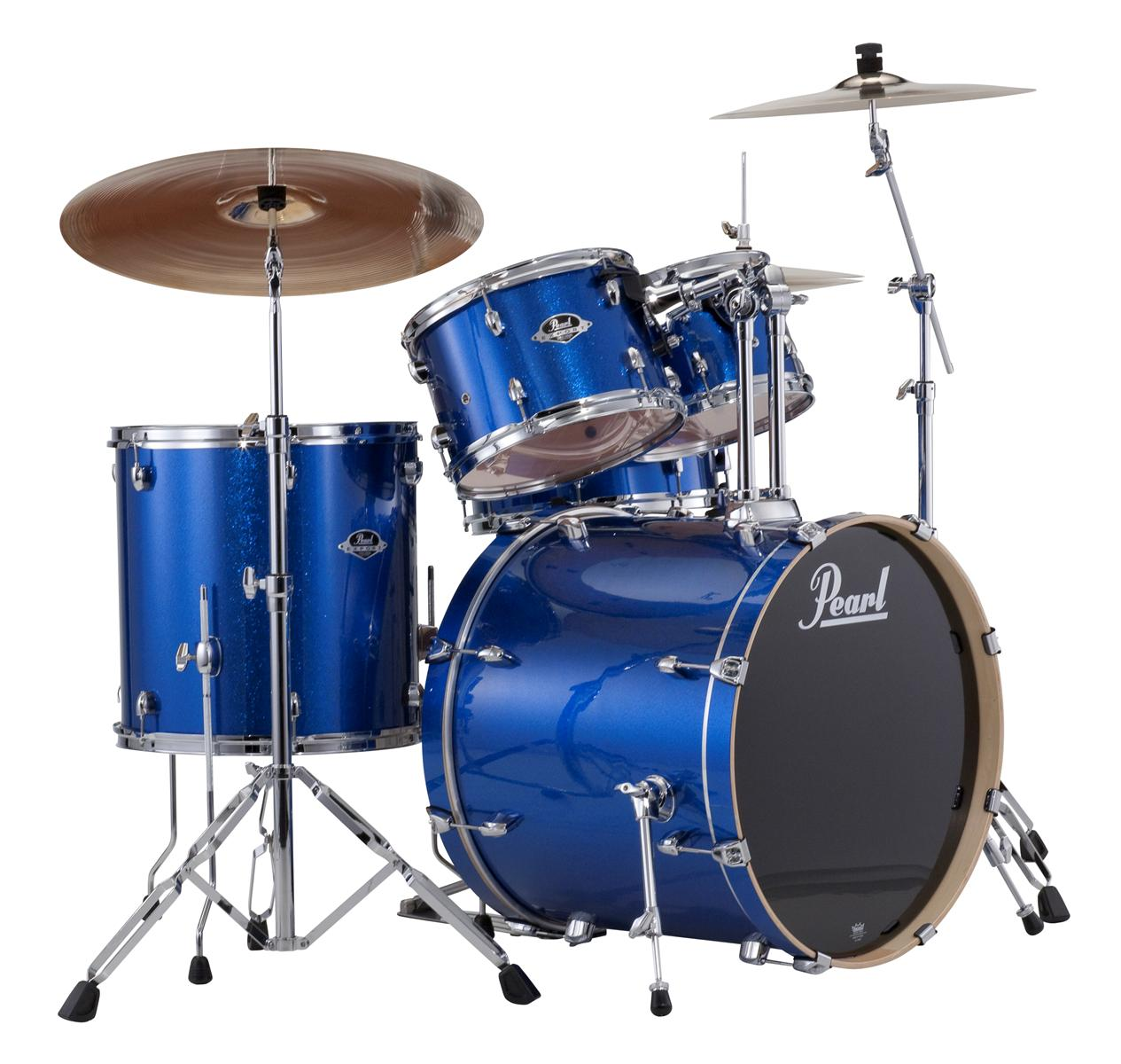 Pearl Export Five Piece Kit in Electric  …