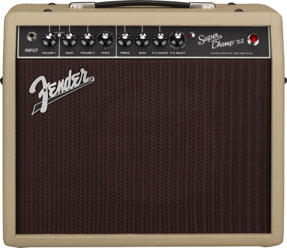 Fender Super-Champ X2 Combo Limited  …