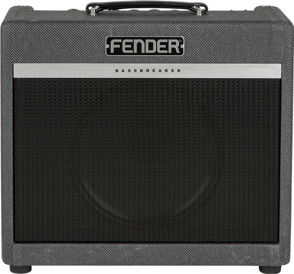 Fender Bassbreaker 15 Watt All Tube Combo