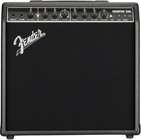 Fender Champion 50XL Guitar Amp with 4  …