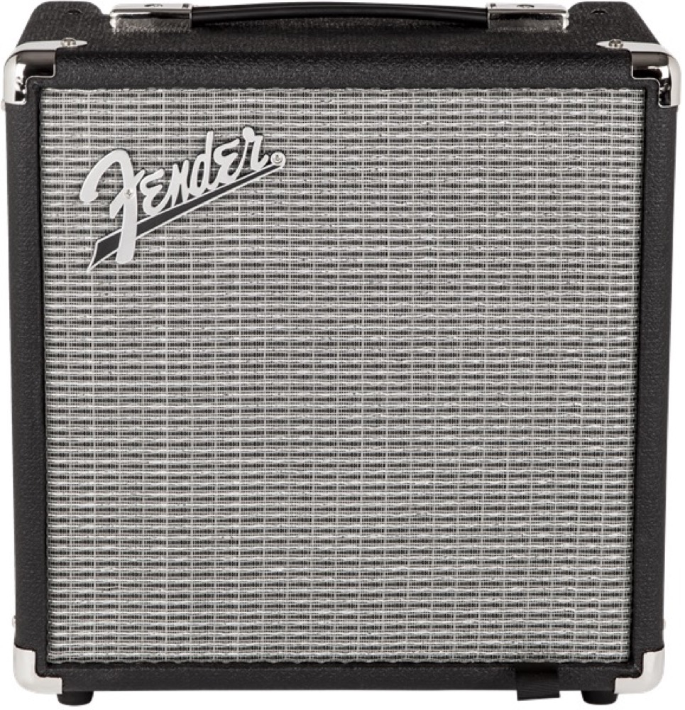 Fender Rumble 15 V3  15  Watt Bass Amp Combo