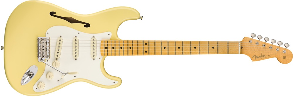 Fender Eric Johnson Thinline  …