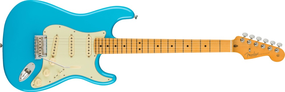Fender American Pro II Strat With Maple Neck  …