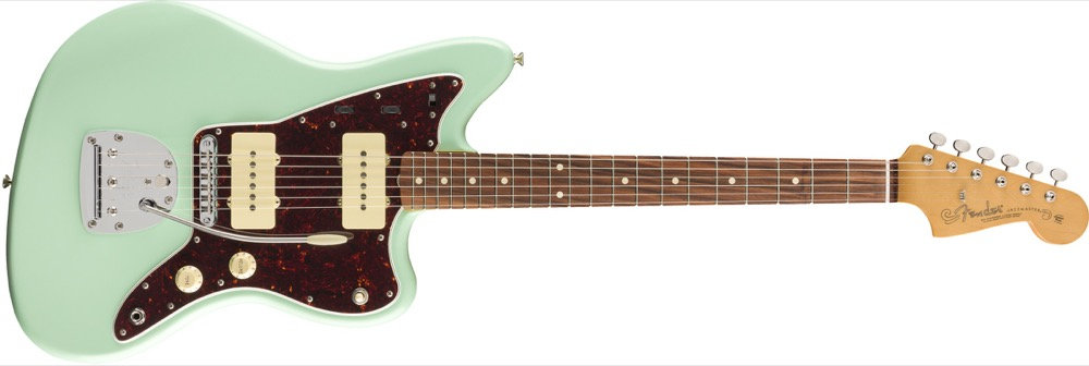 Fender Vintera 60's Jazzmaster Modified In  …