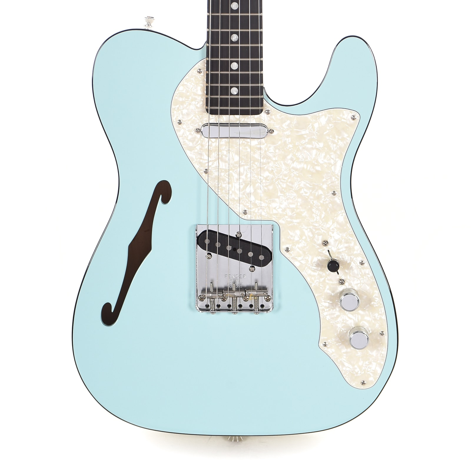 Fender Limited FSR 2-Tone Tele Thinline in  …
