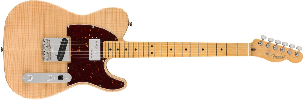 Fender Rarities Flame Maple Top  …