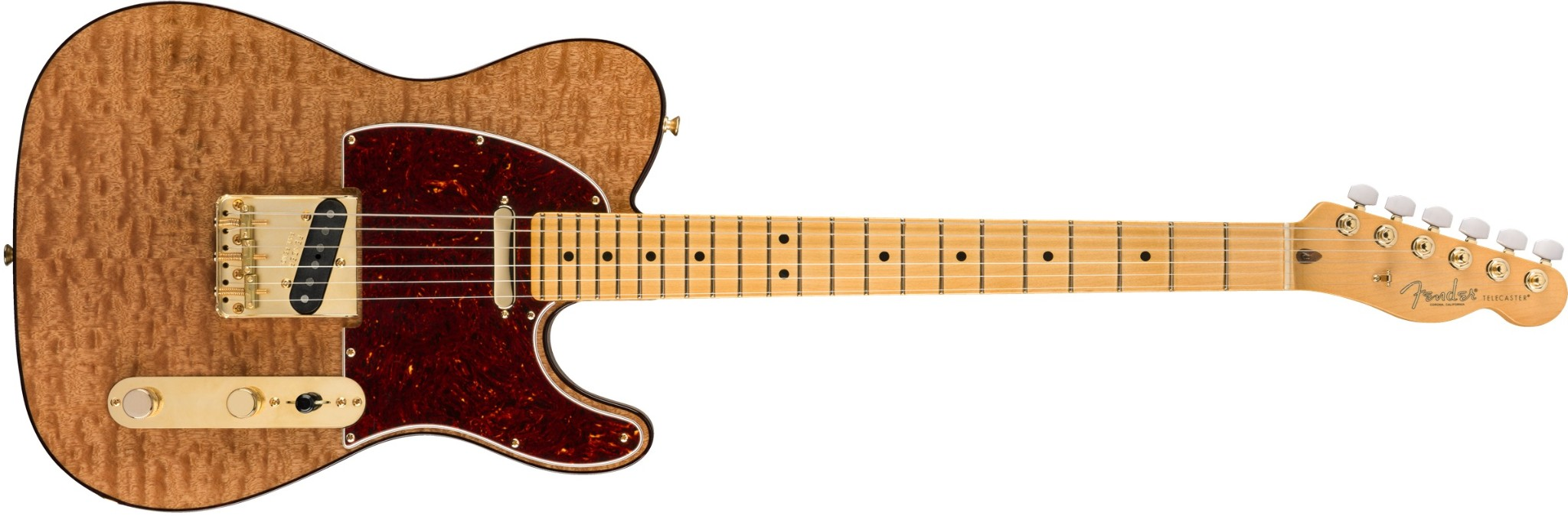 Fender Rarities Red Mahogany Top Telecaster  …
